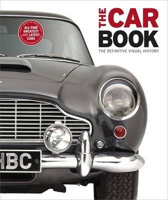 The Car Book  -  [HB]